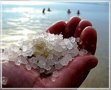 ванны с морской солью