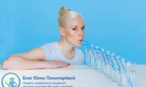 Вода для похудения - тот самый волшебный эликсир?
