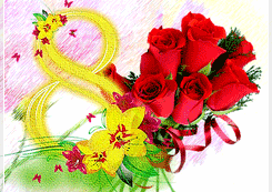 Поздравления с 8 марта – Женщинам-Богиням!