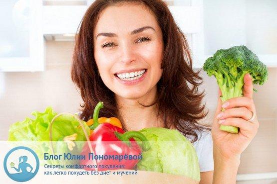 Как правильно питаться, чтобы похудеть? Простые правила стройности