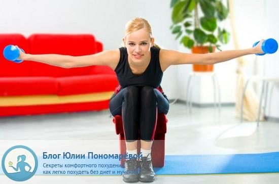эффективный спорт для похудения