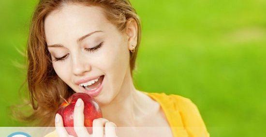 Почему яблоко лучше липосакции?