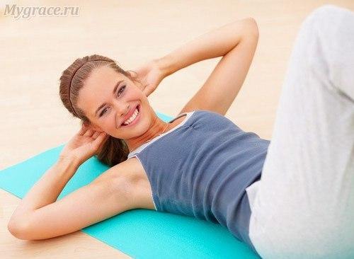 как делать зарядку чтобы похудеть