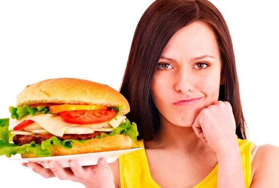 4 способа похудеть, сидя за столом