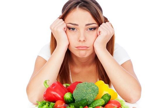 нельзя голодать при похудении