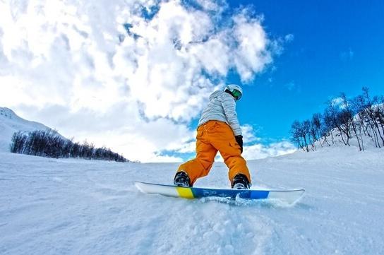 Сноуборд – прекрасное хобби