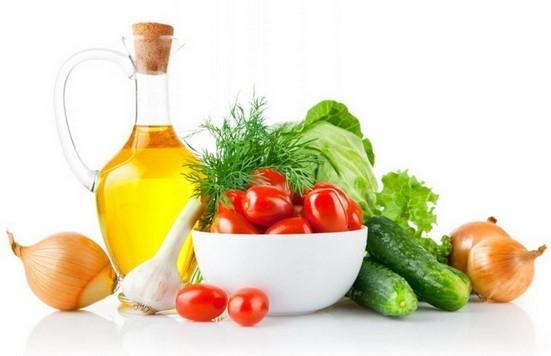 растительная еда