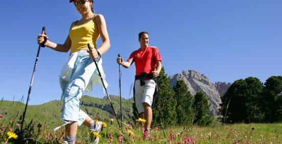 Скандинавская ходьба для похудения: как и сколько ходить, чтобы похудеть