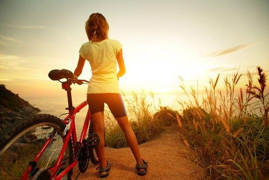 Велопрогулка отдых