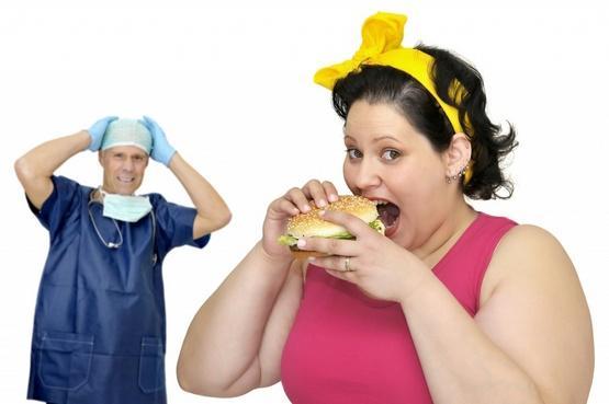 Чем опасно переедание: лишний вес – только цветочки