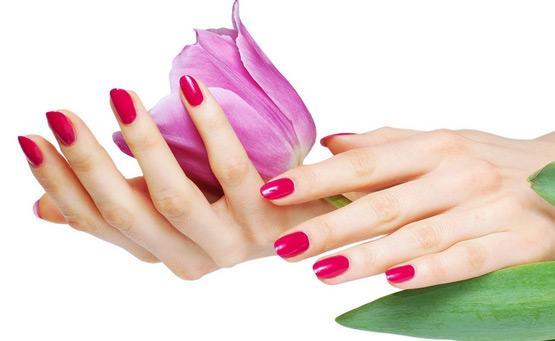 руки-цветок