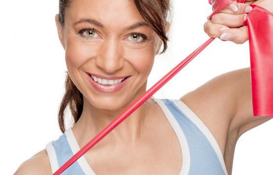 фитнес после 45 лет для женщины