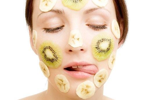 банановая маска для лица от морщин