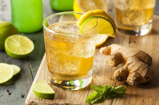 Как приготовить имбирный лимонад дома? 7 потрясающих рецептов