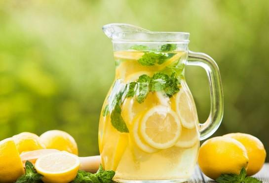 лимонад из лимона в домашних условиях