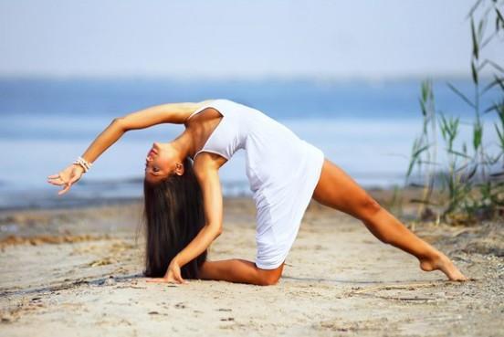 Йога – духовный вид спорта