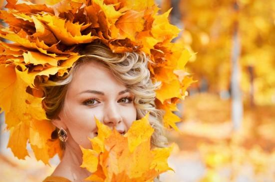Осенняя косметичка