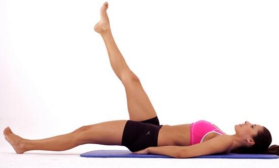 Упражнения для коррекции варикозного расширения вен