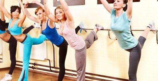 Новое направление фитнеса: barre fitness
