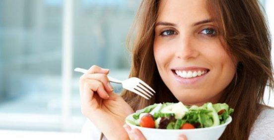 Важные правила приёма пищи