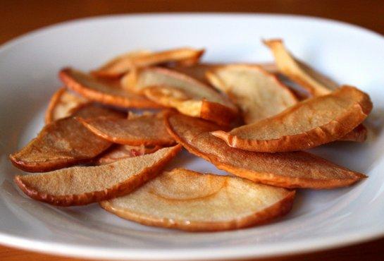 как сушить яблоки в духовке газовой плиты