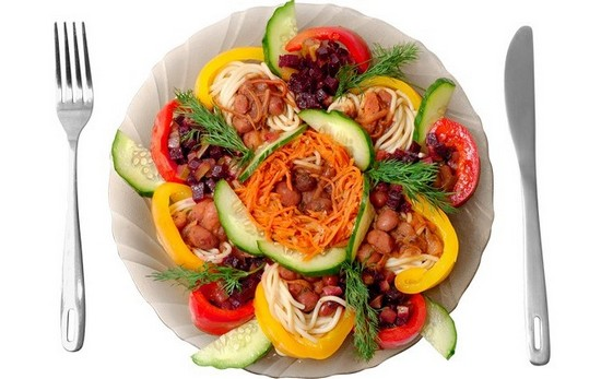Овощная диета по-индийски