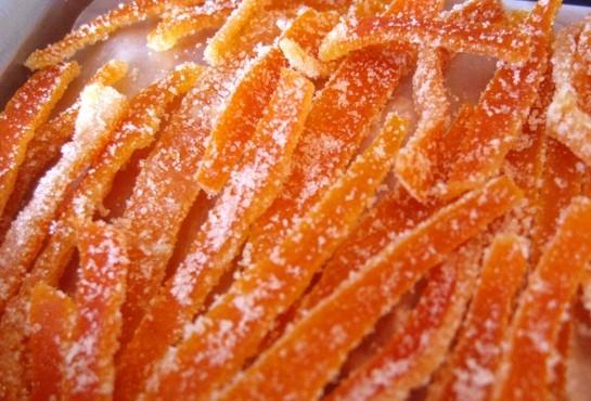 рецепт цукатов из тыквы в домашних условиях