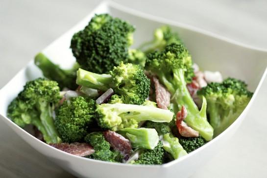 салат из брокколи рецепты приготовления