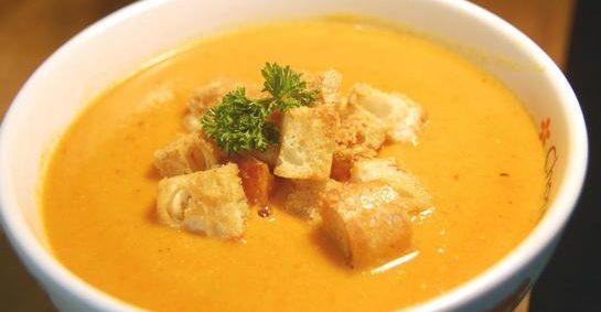суп из тыквы рецепты быстро и вкусно