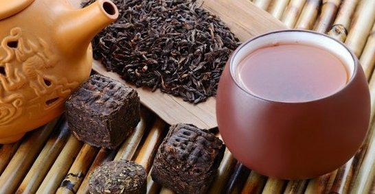 чай пуэр: полезные свойства