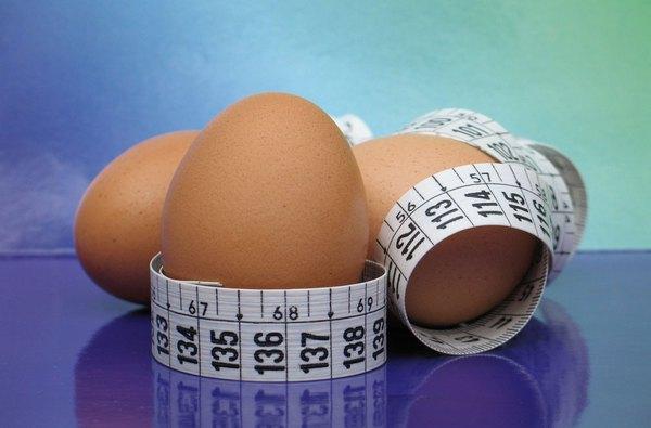 вареное яйцо помогает похудеть фото