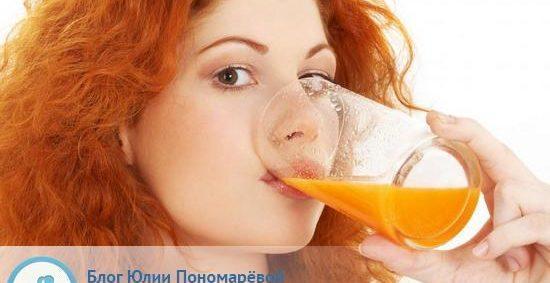 Полезны ли свежевыжатые соки