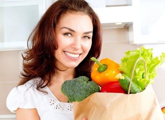 Можно ли похудеть питаясь овощами