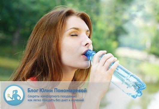 Вода для стройности