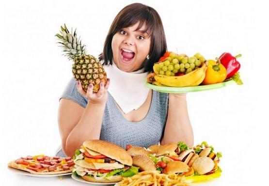 Как сбросить вес без строгих диет?