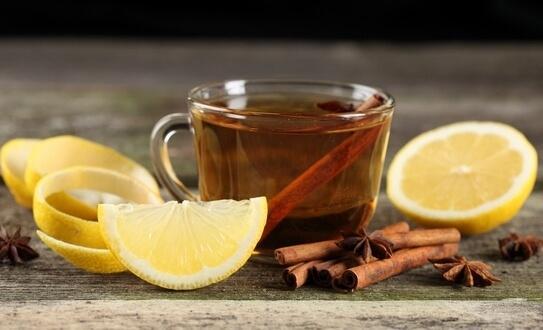 Корица чай