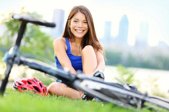 Помогает ли велосипед похудеть