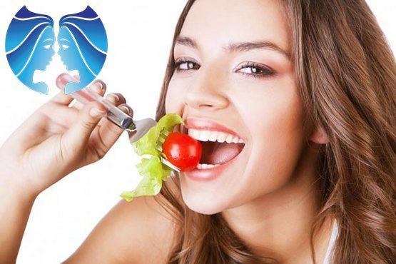 Знак зодиака Близнецы: питание и диеты