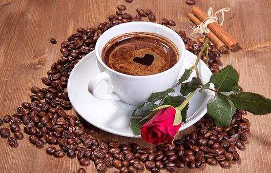 кофе в разгрузочный день