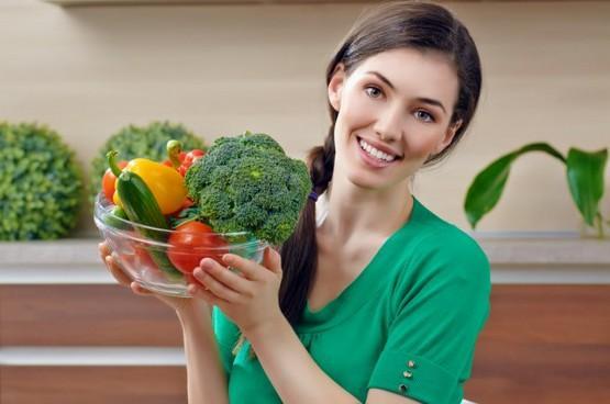 Разгрузочный день на овощах и фруктах