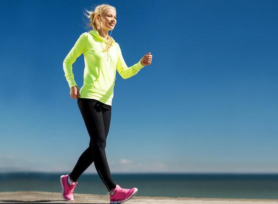 Спортивная ходьба: как правильно ходить