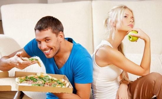8 принципов питания