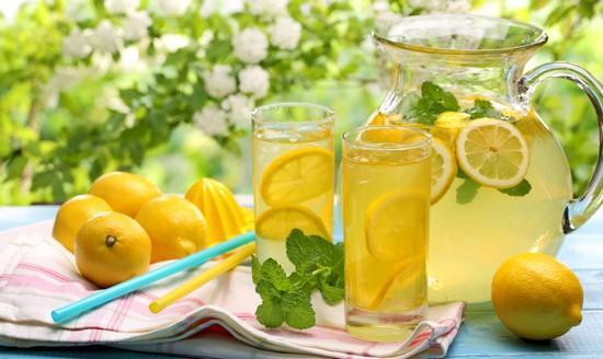 Как сделать домашний лимонад: 8 простых и вкусных рецептов