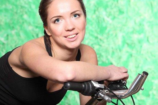 Как похудеть с помощью велотренажера