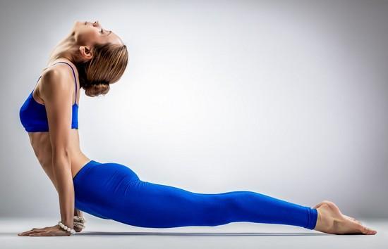 Стретчинг для похудения: фитнес-упражнения на растяжку.