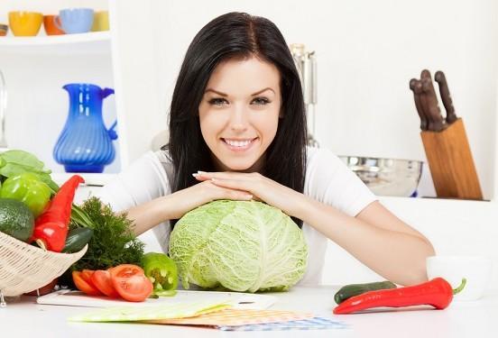 ТОП-9 лучших овощей для похудения