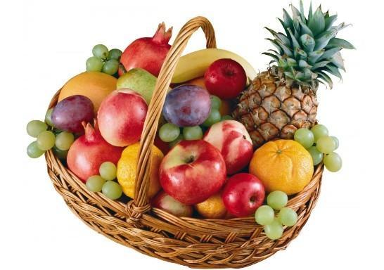 Фрукты и овощи делают счастливыми