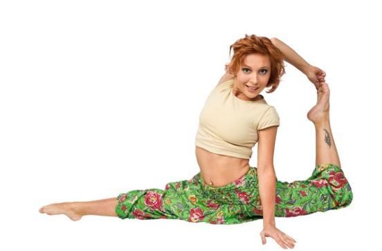 Основы храмовой гимнастики (танцевальная йога)