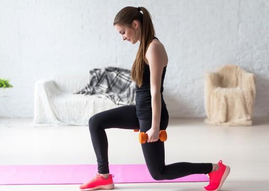 Роль физических упражнений при диете