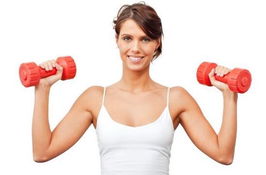 Эффективные упражнения для рук, чтобы не висела кожа